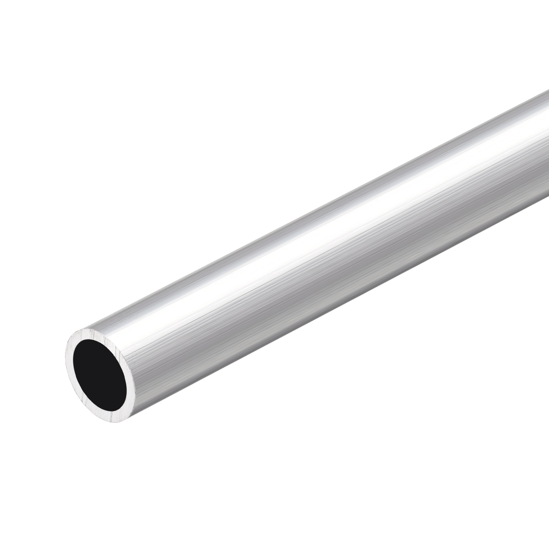 Uxcell 6063 Aluminum Round Tube 300mm Length 13mm OD 10mm Inner Dia Seamless Aluminum Straight Tubing