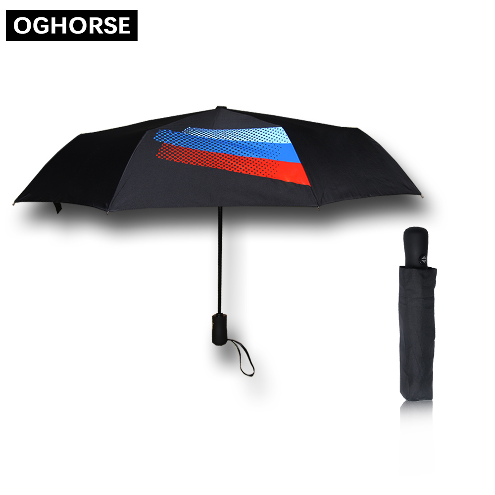 Fully-automatic Folding New M Performacne Car Umbrella For BMW  F20 F30 F32 F10 F11F15 F16 E46 E60 E90 M3 M5 G30 X3 X4 X5 X6 Z4