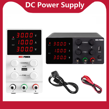New 60V 5A Adjustable Power Supply Laboratory 0.01 0.001 Bench Source Digital With USB Repair Products Switching Power Supply image