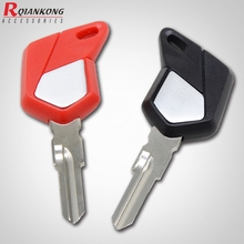 For Motorcycle Brand New Blank Key Uncut Italy FOR MV Augusta AGUSTA F3 F4 1090 920 990 key Embryo Blade Chain