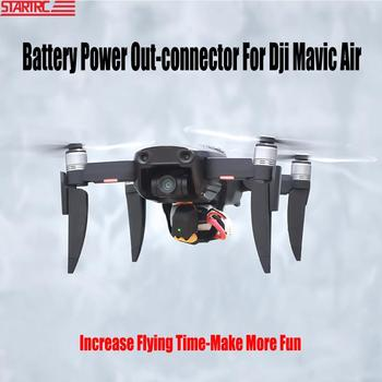 STARTRC Mavic Air Battery Power Out-connector Expansion Accessories For DJI Drone Increase Flying Time DIY - sale item Camera & Photo