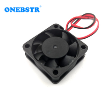 3010 Mini Fan DC 5V 12V 3cm 30mm 30X30X10mm Brushless Small Power Supply Cooling For
