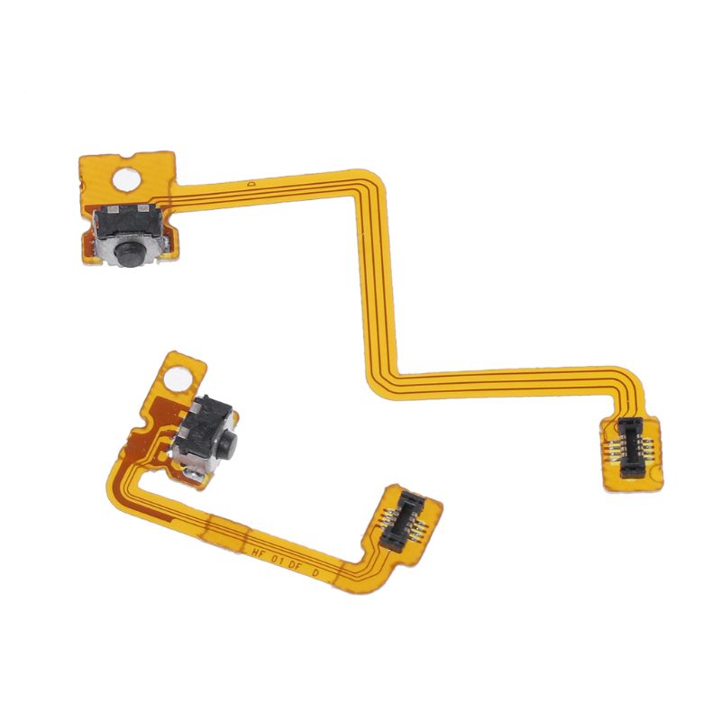 1Set High Quality Replacement Parts L R Button Cable LR Switch Flat Cable LR Cable For 3DS