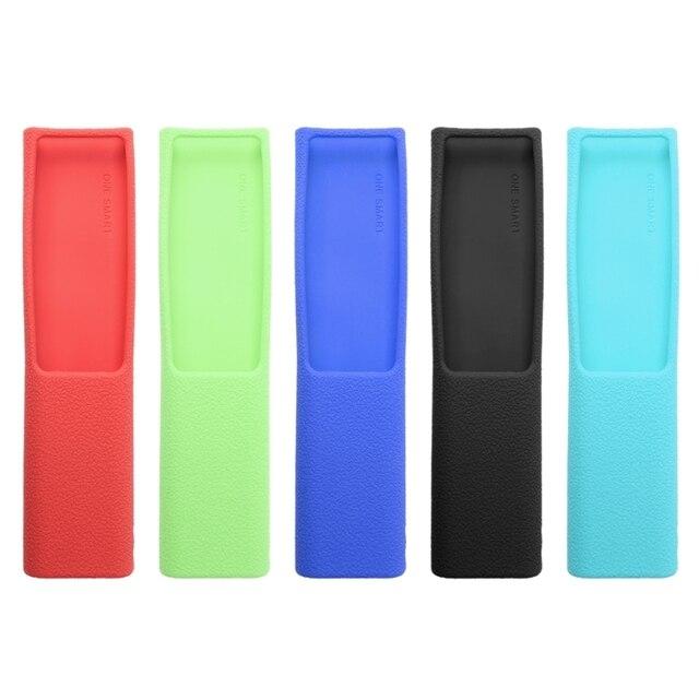 1 PC Silicone Điều Khiển Từ Xa Bao Da Bảo Vệ Cho Tivi Samsung BN59 01265A BN59 01274A Phụ Kiện