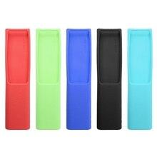 1 adet silikon uzaktan kumanda koruyucu kılıf kapak Samsung TV için BN59 01265A BN59 01274A aksesuarları