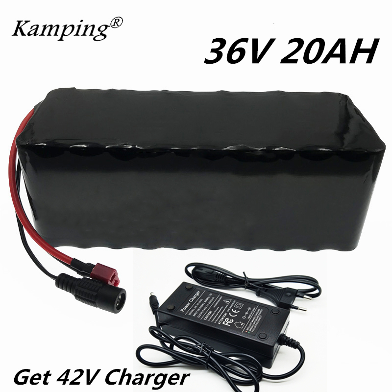 Rechargeable 4x 18650 4.2V 8.4V Battery Pack Fits For Bicycle Light Headlamp 1PC