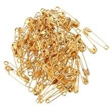 90 шт золотые металлические булавки для обрезки одежды