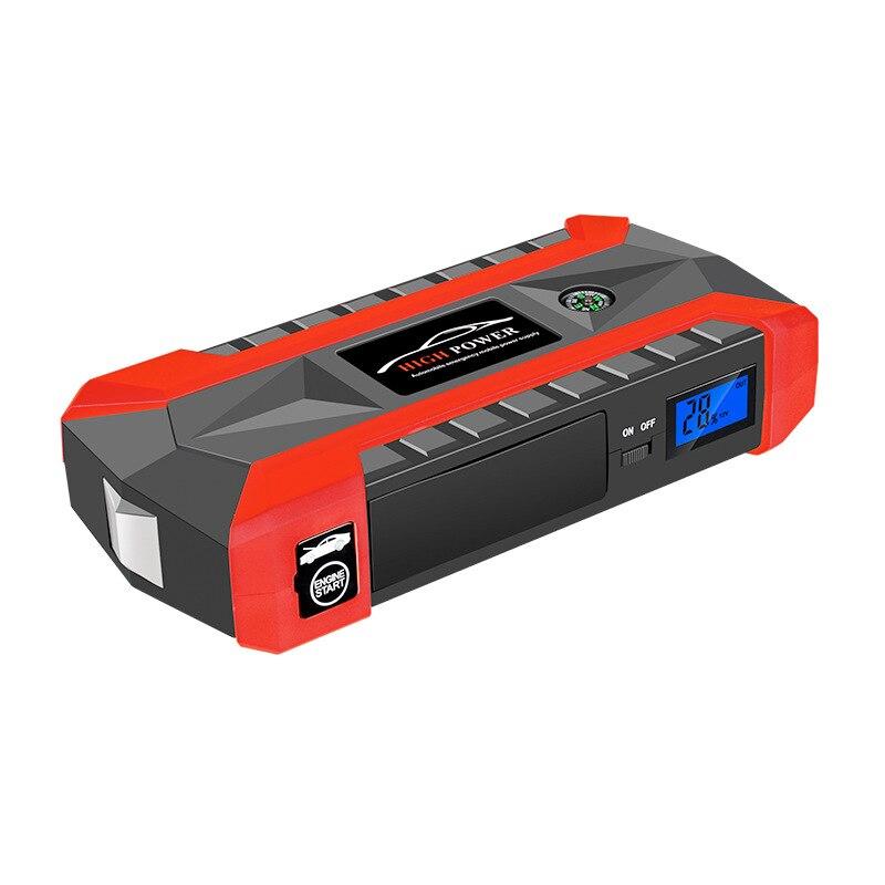 20000 мАч Супер мощное автомобильное пусковое устройство power Bank 600A автомобильное зарядное устройство портативное зарядное устройство для моб