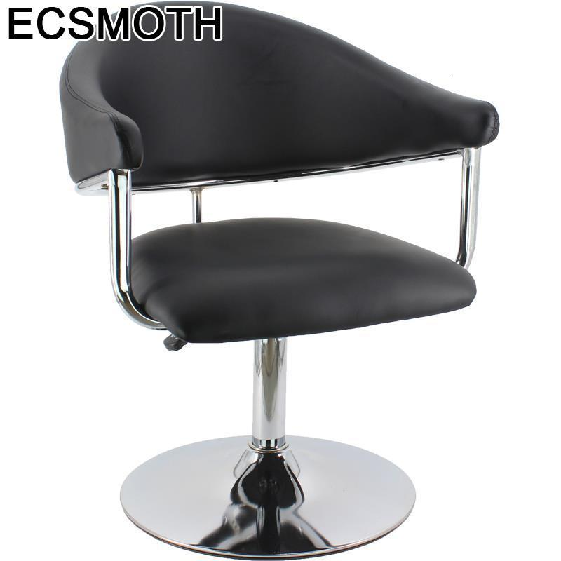 Sessel Cabeleireiro De Nail Furniture Beauty Sedie Barbero Makeup Stoel Mueble Cadeira Salon Silla Barbearia Barber Chair