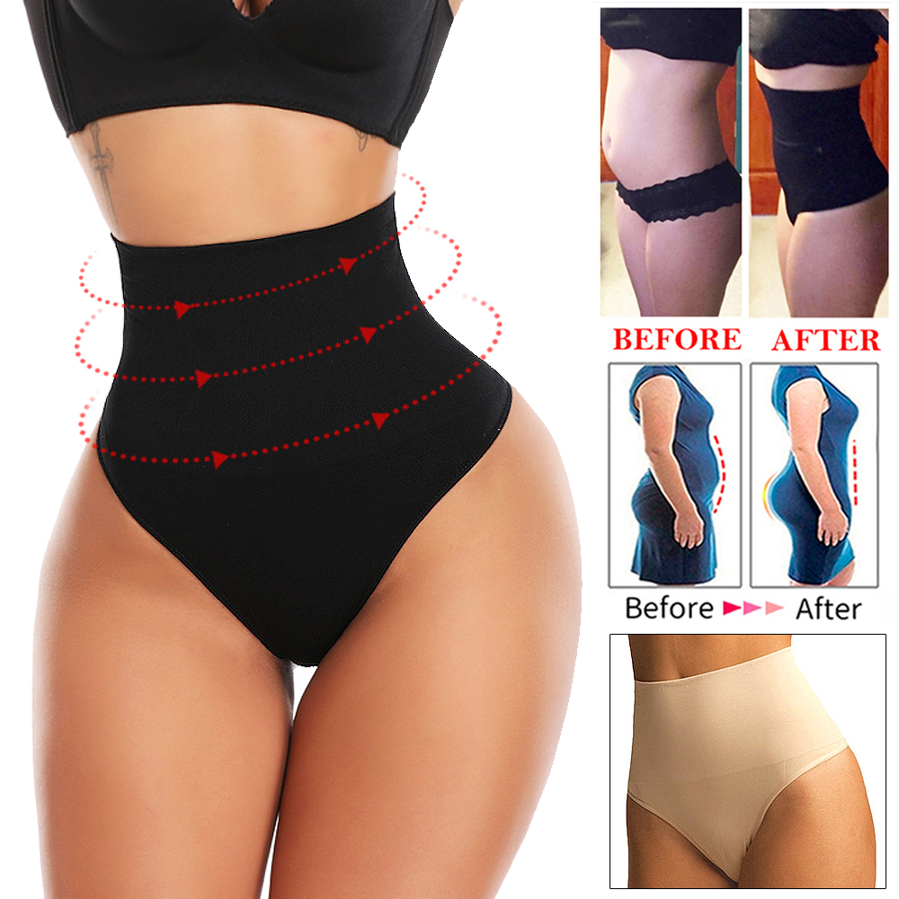 Slimming Waist Trainer Butt Lifter Pants Women Wedding Dress Seamless Pulling Underwear Body Shaper Tummy Control Panties Briefs