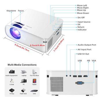 Проектор ThundeaL TD93 5