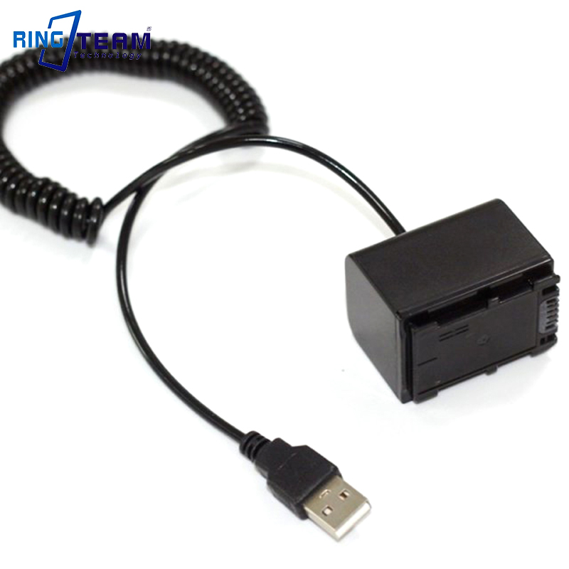 AC//DC Battery Power Charger Adapter For Sony Camcorder HDR-CX370 E//B HDR-CX360 V
