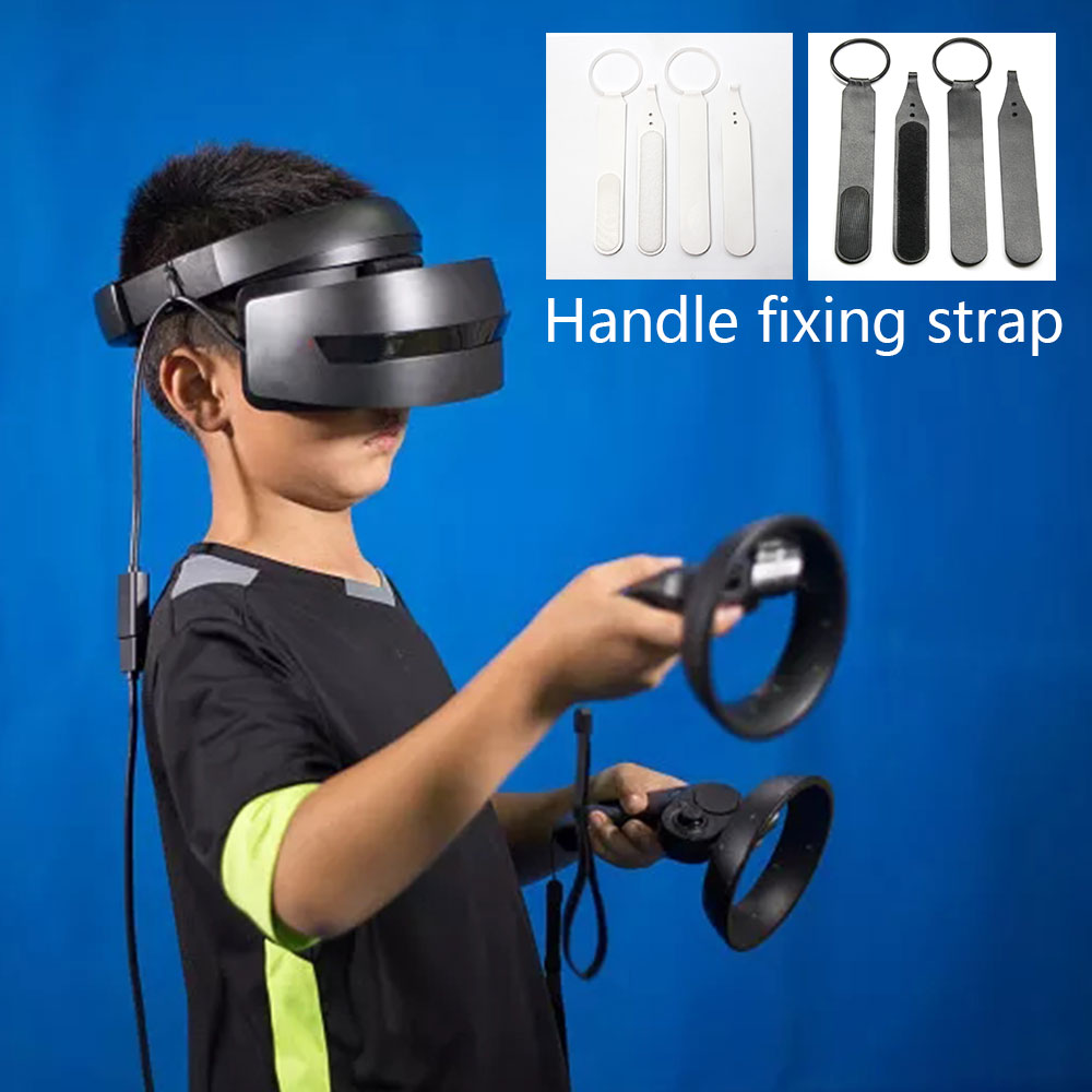 Adjusted Freely Anti off Hand Knuckle Strap Set For Oculus Quest 2 VR Glasses Sweat Proof Washable VR Accesorios|3D Glasses/ Virtual Reality Glasses| - AliExpress