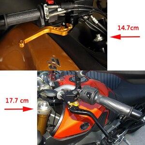 Image 5 - สำหรับ Honda GL1800/A Goldwing 1800 01 16 GL1800 F6B 13 16 ปรับรถจักรยานยนต์คลัทช์เบรค levers & Handle Grips levers