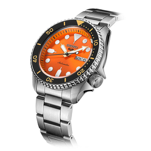 Image 4 - 100% 오리지널 공식 세이코 시계 자동 기계식 다이버 방수 루미 너스 menswatch 아시아