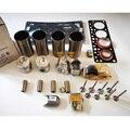 Yangdong yd480 ремонт двигателя Ремонтный комплект лайнер для поршневого кольца прокладка подшипника клапана для грузовика