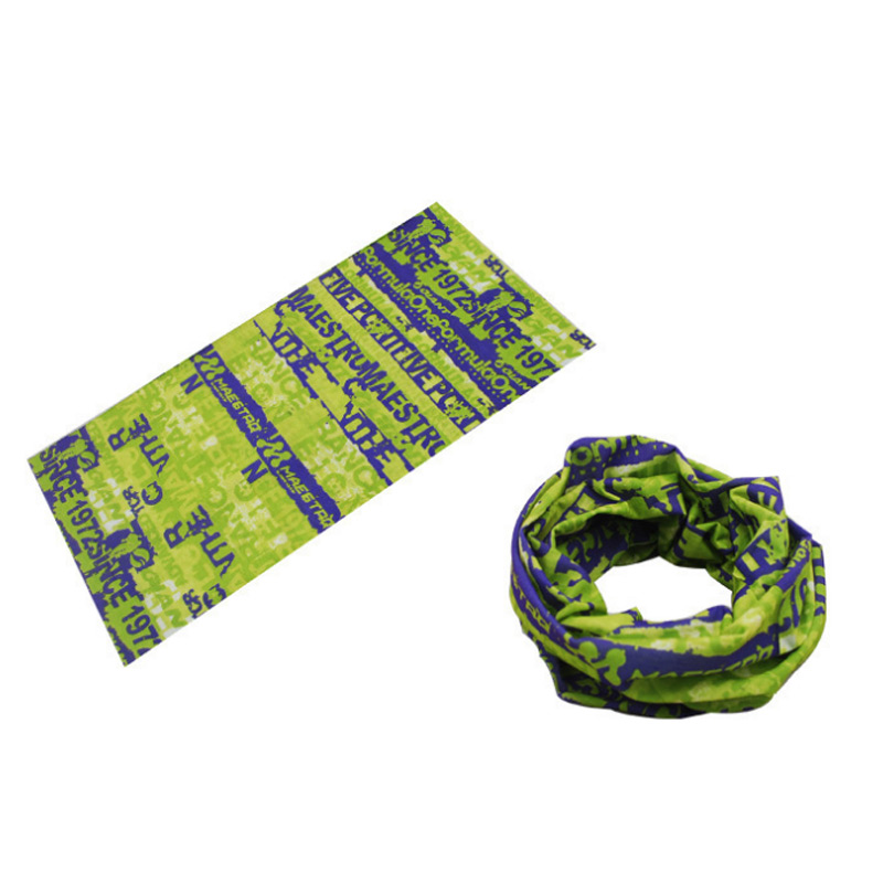 Hot Fashion Multi-function Scarf Printed Scarves Headband  Headscarf Bandanas For Running Hiking Climbing Skiing Bicycling MCK99