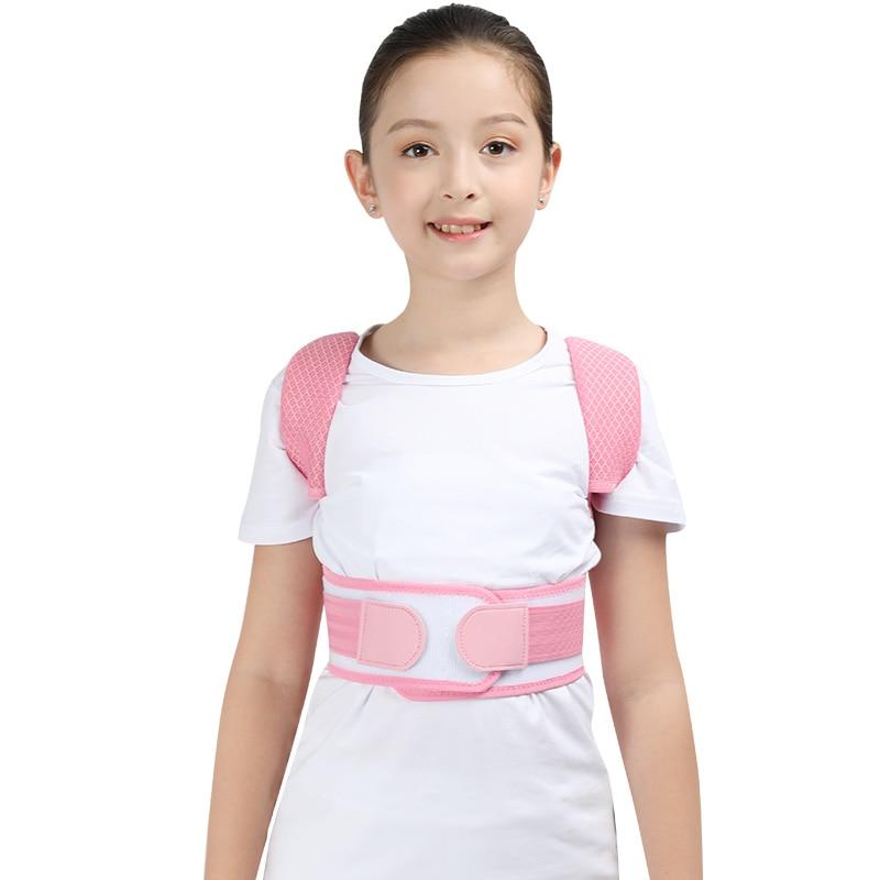 Adjustable Children Posture Corrector Belt with Detachable Shoulder Pad to Develop Good Walking and Sitting Posture 13