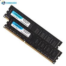 DDR3 Intel RAM 4GB 8GB 1333MHZ 1600MHz Desktop Memory Module 240pin 1.5V DIMM Intel Can have a radiator TANBASSH