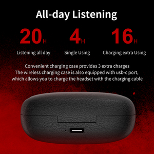 Image 4 - Whizzer TWS Bluetooth Earphones 3D Stereo Wireless Earbuds NC Sports Headset Hifi bass Waterproof Bluetooth Airdots with mic OT1