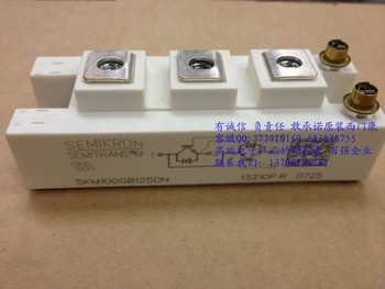 SKM100GB125DN SKM100GB128DN SKM75GB128DN lightning delivery--HNTM