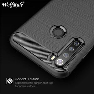 Image 1 - For Cover Xiaomi Redmi Note 8 2021 Case For Redmi Note 8 2021 Coque Shockproof TPU Back Soft Case For Redmi Note 8 T Pro Fundas