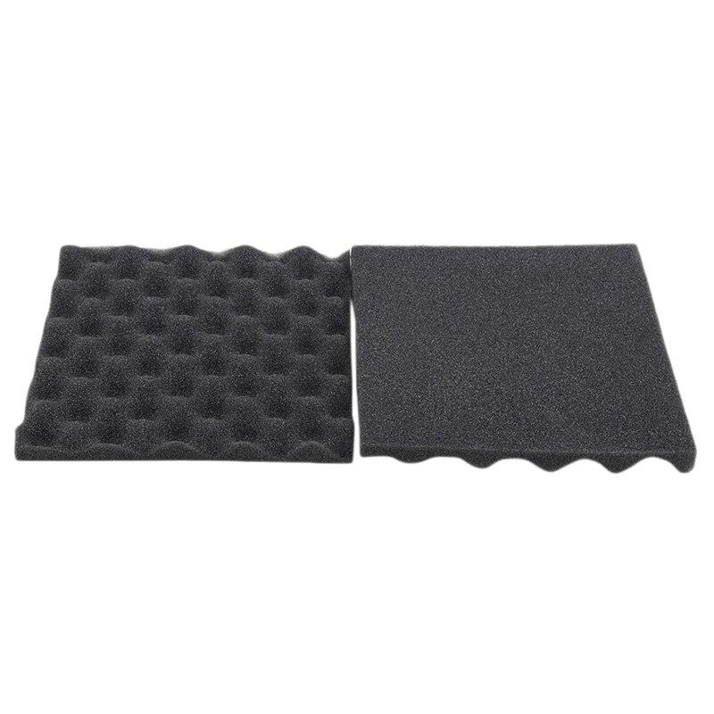 12 Pack Soundproofing Foam Studio Acoustic Panels Studio Foam Wedges Soundproof Absorption Treatment Panel