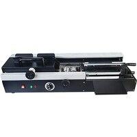 220 V/110 V Hot Melt 460A Elétrica Máquina De Plástico Escritório Documentos do Contrato de Voucher de Plástico Desktop Automático Nenhum Soco Encadernadora     -
