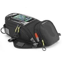 GIV мотоцикл топливный мешок мобильный телефон навигационная Сумка Многофункциональная маленькая посылка для масляного бака магнитные фиксированные вешалки