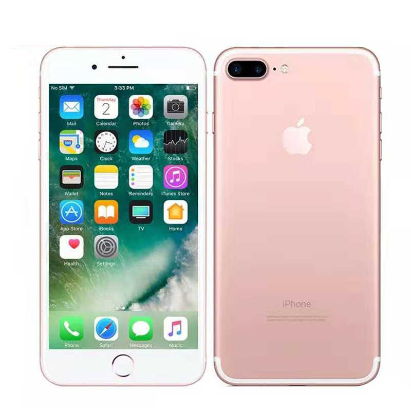 기존 Apple iPhone 7 plus 잠금 해제 iPhone 7 4G LTE IOS 12.0MP 32GB/128GB/256GB ROM 지문/지문 사용 전화