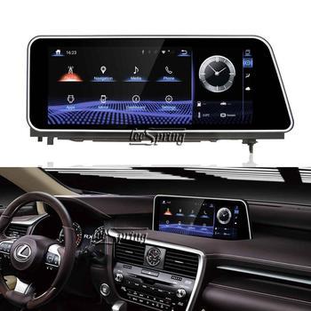 12.3 inch Upgraded Original Car Screen multimedia Player for LEXUS RX 220t 450h (2016-up Original Car 8inch Screen)