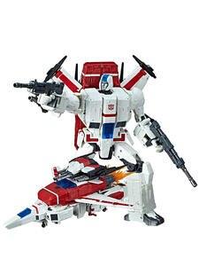 Hasbro Transformers-Toys Generations Action-Figure Commander Siege Cybertron Jetfire