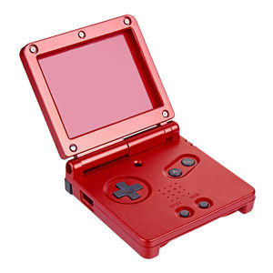 Image 5 - New Full Housing Shell replacement for Nintend GBA SP Game Console Housing Case Cover With Buttons for Gameboy Advance SP Shell