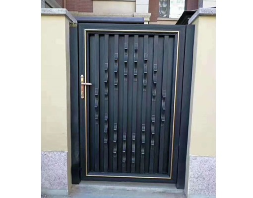 Hot SellingIran Style Hot Selling Main Gate Design Sliding Gate Swing Gate