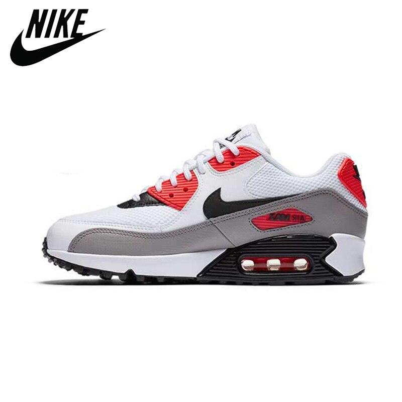 Retro NIKE AIR MAX 90 Slide Women's Running Shoes Original NIKE AIR MAX 90 Men Sneakers Footwear 6