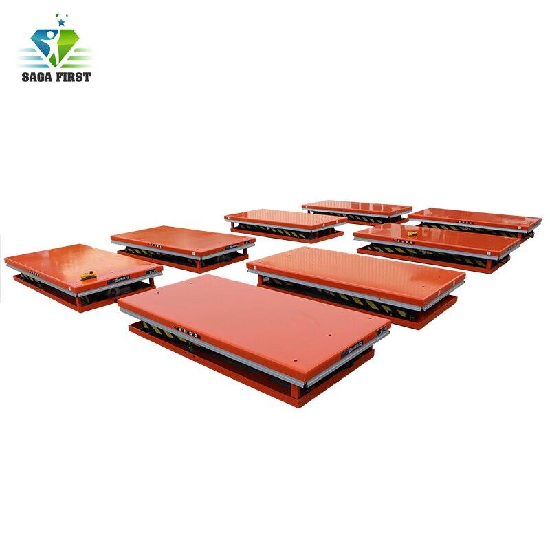 1ton 2ton 3ton Stationary Hydraulic Scissor Table Lift