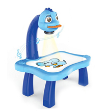 Desk-Toy Paint-Tools Projector Drawing-Table Educational Early-Learning Musical THJ99