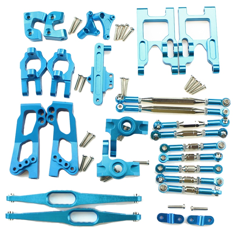 FBIL-12428 12423 Upgrade Accessories Kit For Feiyue FY03 WLtoys 12428 12423 1/12 RC Buggy Car Parts