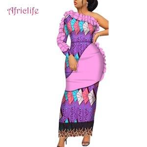 WY6513 стильные африканские платья для женщин, один предмет, кружевное украшение, модная женская одежда, милые женские вечерние свадебные плат...