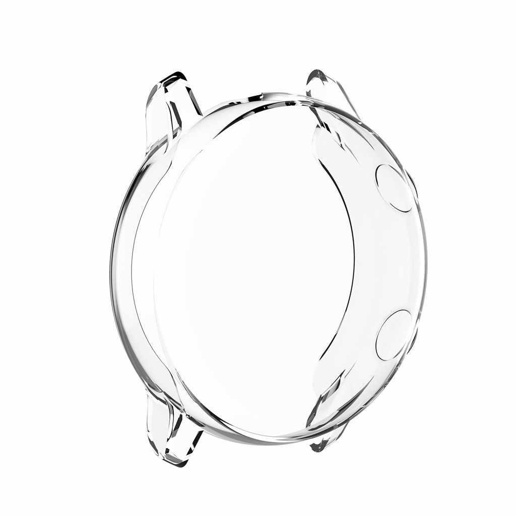 Telaio In TPU Copertura di Caso di Shell Copertura Completa protezione Libera Dello Schermo per Samsung Galaxy Orologio Attivo 40 millimetri di Smart orologio Accessori