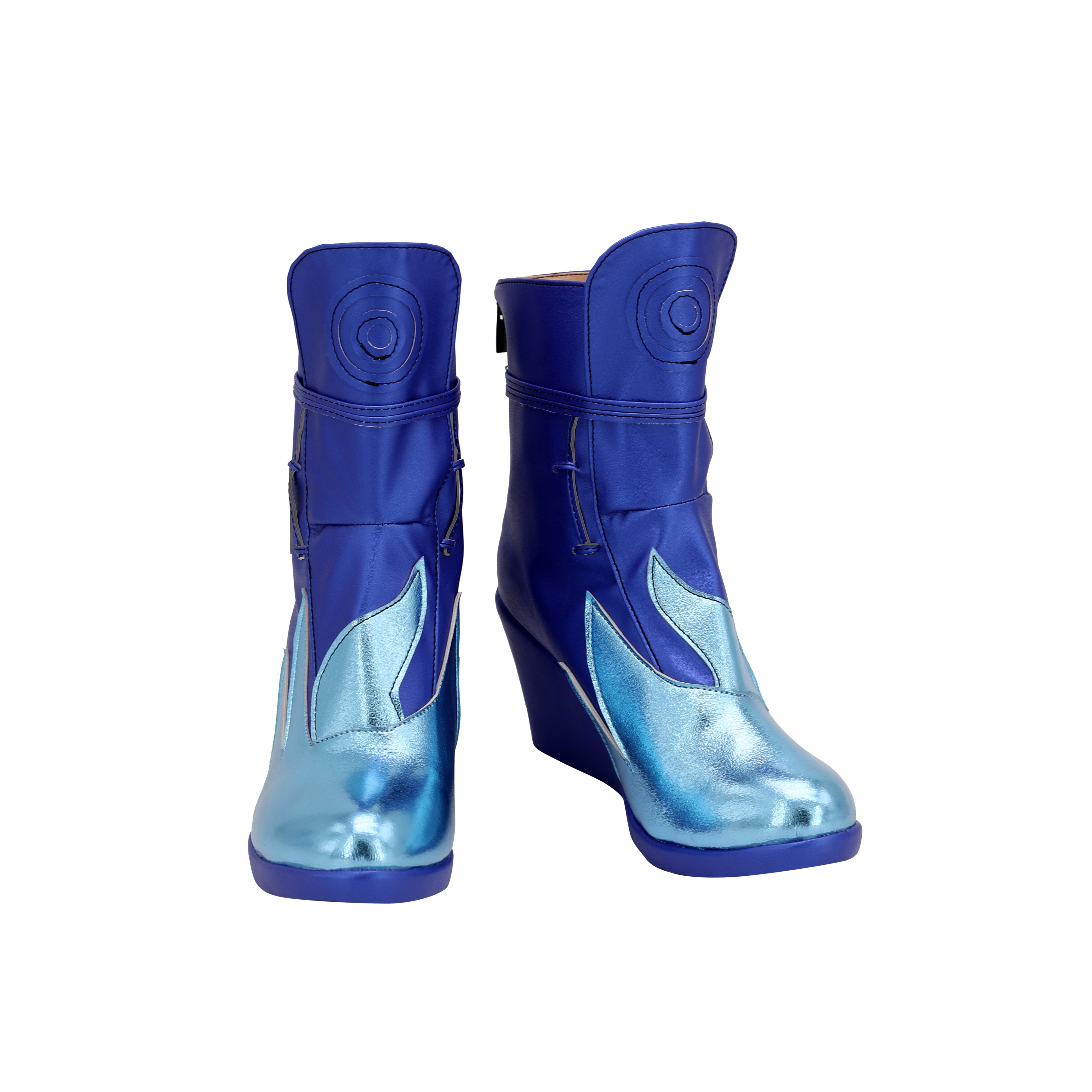 Evie Mal Cosplay Shoes Boots Custom
