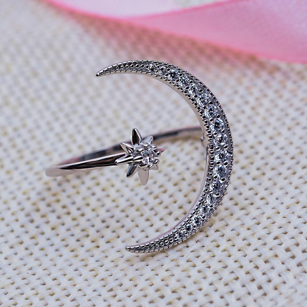 Sterling Silver Band Rings,Love Wedding Rings Owl Rings
