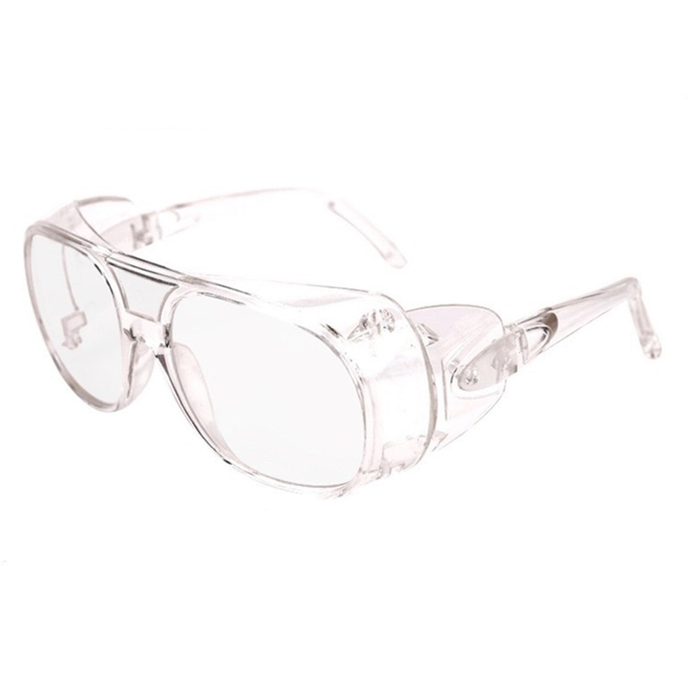 Clear Eye Protection Goggle Safety Glasses Personal Protective Equipment Anti-fog Anti-liquid Splash For Laboratory Construction