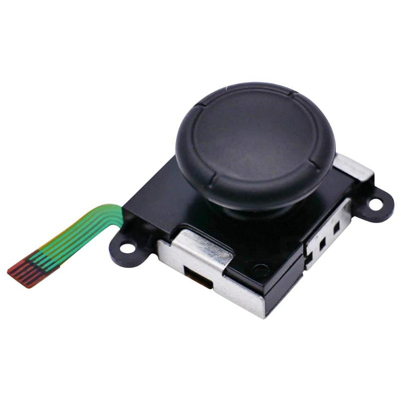 3D Analog Joystick thumb Stick grips Cap Button Module Control Replacement Part for Nintend Switch NS Controllers(China)