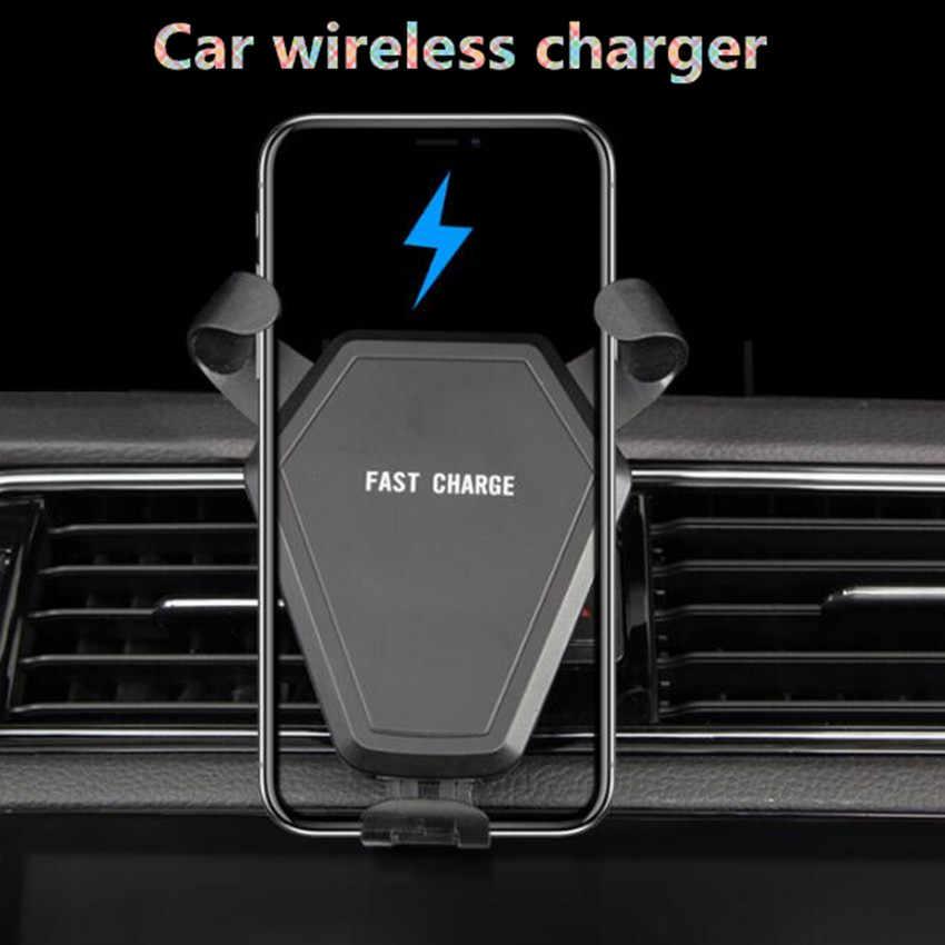 2020 حامل هاتف السيارة الساخن شاحن لاسلكي لسوبارو Outback Forester XV ليجاسي امبريزا Tribeca BRZ WRX SVX