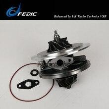 Турбина GT2256V 711009 6120960999 Turbo зарядное устройство картридж для Mercedes C 270 CDI W203 125Kw 170HP OM612 2000-2005