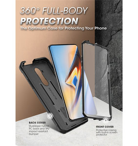 Image 5 - SUPCASE For OnePlus 7 Pro Case UB Pro Heavy Duty Full Body Rugged Holster Cover Case WITH Built in Screen Protector & Kickstand