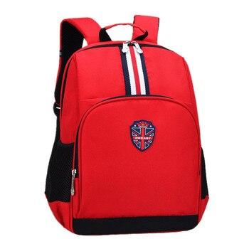 New Children School Bags for Boys Girl Back Pack Travel bag Backpacks For Teenagers Backpack Rucksack Mochila Infantil Zip цена 2017