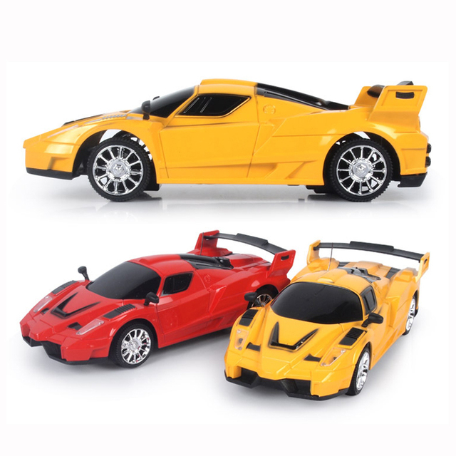 1 24 Drift Speed Radio 4 channel Remote Control Car RC RTR Truck Racing Car Toy