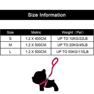 Image 5 - MySudui 4 متر 5 متر النايلون سلسلة كلب حيوان أليف قابل للسحب التلقائي تشغيل الكلب الرصاص التدريب الكلب قابل للسحب المقود كبير متوسط قابل للتعديل